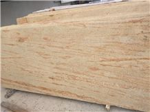 Kashmir Gold Slabs, Yellow Granite India