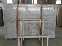 Lawrence White Marble Slabs & Tiles, China White Marble
