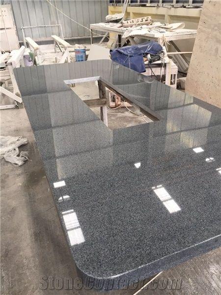China Dark Granite Countertopsg654 Granite Countertop