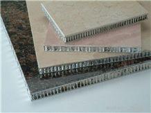 Emperador Light Laminated Marble Composite Panels,Natural Stone Granite, Limestone, Sandstone, Travertine Honeycomb Panel,Tiles, Slabs