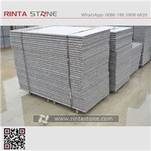 G383 Granite Tair Step Riser, Pearl Flower Coffee Brown Granite Light Grey Granite Grey Pearl Granite China Pink Granite Zhaoyuan Pearl Flower Granite