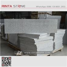 G603 Bianco Gamma Granite Stairs & Steps Light Grey New G603 Bianco Crystal White Royal White China Cheapest Grey Stone Light Grey Stone