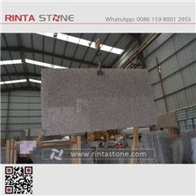 G664 G3564 Cherry Brown Bainbrook Brown Luoyuan Red Granite Slabs Tiles for Countertops Purple Pearl China Ruby Stone Sunset Pink Tea Brown Vibrant Rose Granite