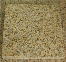 Own Factory,Polished Padang Yellow, Rusty Yellow Beige G682, G350, Shandong Yellow Rusty Granite Flamed Slabs Tiles Paving, Wall Cladding Covering, Landscaping Decoration Building Project