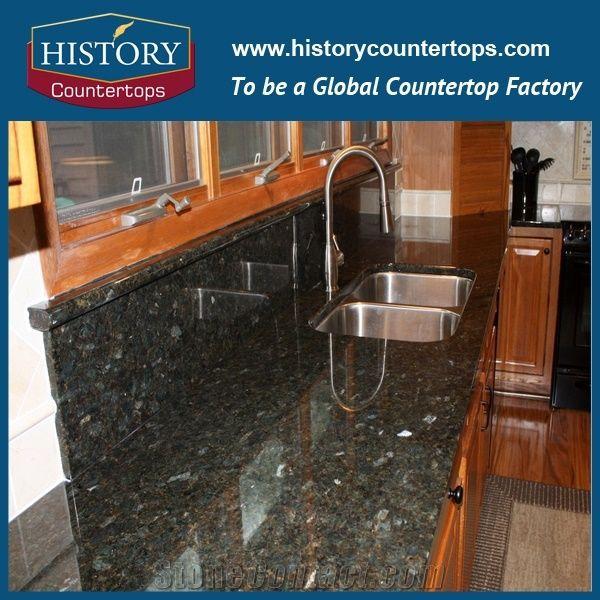 Cheap Price And Good Quality Prefabricate Granite Countertops