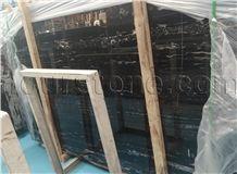 Dragon Black Marble Slab & Tiles ,Chinese Dark Marble Slab& Tiles ,Dark Marble Floor Covering Tiles; Wall Covering Tiles