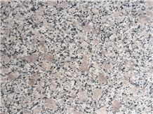 China Natural Stone Shandong Zhaoyuan G3783/G383 Light Pink Color Pearl Flower Granite Tiles/Slabs, Polished/Flamed/Sandblasted Surface, Wall Cladding, Floor Covering, Landscaping, Building Projects