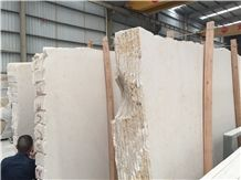 Quarry Direct Supply Cheverney Tunisia Beige Limestone Slabs & Thin Tiles & Flooring Tiles & Wall Cladding, Beige Polished Limestone Tiles & Slabs for Interior Decoration