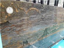Andean Landscape Slab,Andes Mountains Landscape Marble,Andean Landscape Marble,Andes Landscape Marble Slab