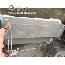 G654 China Sesame Black Impala Black Kerbs/ Kerbstone /Curbs for Road Side Stone Exteroir Paving Stone