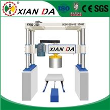 Secondhand Used Stone Granite Column Slab Drilling Cutting Machines Xianda Yhqj-2000/2500