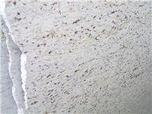 Rose White Grain Granite Slabs & Tiles, Brazil Beige Granite