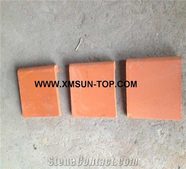 Handmade Terracotta Orange Tilesceramic Tileantique Tilesquare