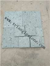 Perfect Green Stone for Swimming Pool Paving