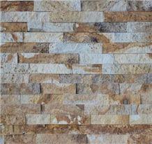 Yellow Sandstone Stone Veneer Ledge Stone