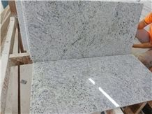 Kashimir Gold Granite Slabs & Tiles, Brazil White Granite