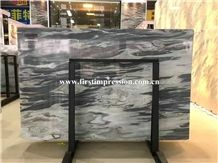 Best Price Dreaming River Grey Marble/New Material Marble/Best Price China Marble Big Slabs/Gray Marble for Wall & Floor Covering Tiles/Shuimodanqing Marble Tiles