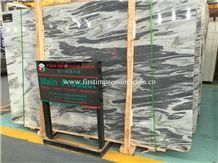 High Quality & Best Price Impression Grey Marble Big Slabs & Tiles/Dark Ink Marble Tiles & Slabs/Crystal Ink Marble Glassy Wall Covering & Flooring Tiles
