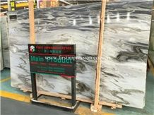 Hot Sale Impression Grey Marble Big Slabs & Tiles/Dark Ink Marble Tiles & Slabs/Crystal Ink Marble Glassy Wall Covering & Flooring Tiles