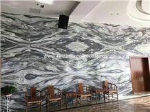 Hot Sale New Material Marble Slabs & Tiles/Dreaming Grey Marbl/China Marble Big Slabs/Gray Marble Slabs
