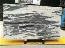 Impression Grey Marble Big Slabs & Tiles/Dark Ink Marble Tiles & Slabs/Crystal Ink Marble Glassy Wall Covering & Flooring Tiles