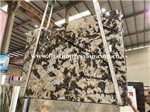 Yellow Granite Slabs & Tiles/Silver Fox Slabs and Tiles/Polished Silver Fox Granite/Snow Mountain Silver Fox Granite Big Slabs/Granite Floor Covering Tilessnow Fox Granite Slabs