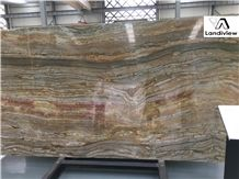 Golden Cobra Marble Slabs, Golden Cobra Marble Tiles