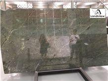 Verde Borgogna Marble Slabs, Iranian Marble
