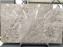White Supreme Granite Slabs