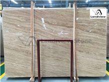 Wooden Travertine Slabs, Wooden Travertine Tiles