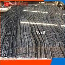 Ancient Wood Grain Marble,Black Wood Vein Marble,Black Wooden Marble,Antique Black Marble,Kenya Black Marble
