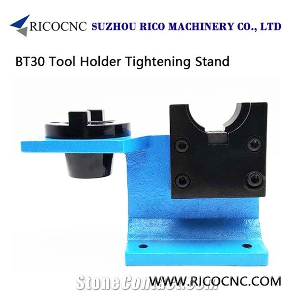 BT30 Horizontal and Vertical Tightening Fixture CNC Tool Holder
