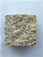 Cube G682 Granite 10x10x5cm