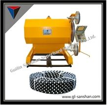 45kw,55kw,75kw Diamond Wire Saw Machine