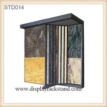 5 Stone Rack Laminate Tile Showroom Display Hardwood Stand Bamboo Free Standing Frame Stagger Racks Exhibiition