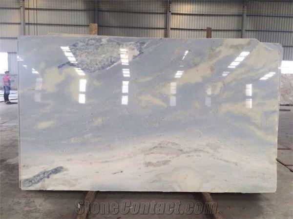 Azul Acquamarina Acqua Marine Calcite Blue Transparent