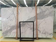 Statuario White Marble Slabs / Statuario Venato/Statuario Extra
