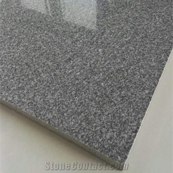 China Own Quarry Flamed Red Granite Tile Flooringfl On: G343 Grey Granite Own Quarry Factory Shandong Grey Granite