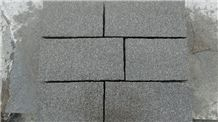 G398 Chinese Granite for Tiles Covering Flamed,Sawn Cut, Nutural Split,Pineapple