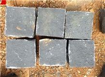 G685,Black Basalt, Cube Stone,Zhangpu Black,Zp Black,Black Stone,Floors,Paving Stone,Pavers