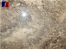 Moon Valley Marble Slab,Coffee Brown Marble Tiles,Earth Brown Marble,Natural Building Stone Flooring