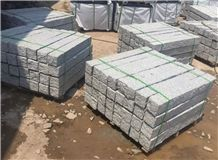 China Cheap Light Grey Granite G603 Kerbstone