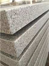 China Light Grey New G603 Granite Kerbstones