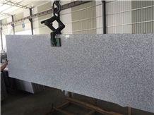 China Light Grey New G603 Granite Small Slabs