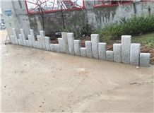 G603 China Light Grey Granite Cheap Kerbstone