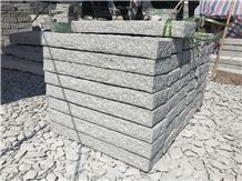 New G603 Kerbstone Cheap Chinese Grey Granite