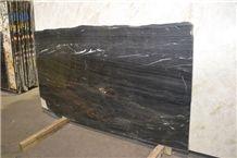 Polar Black Polished 3cm Granite Slabs