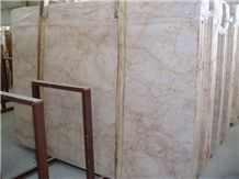 Red Cream Marble Slabs China