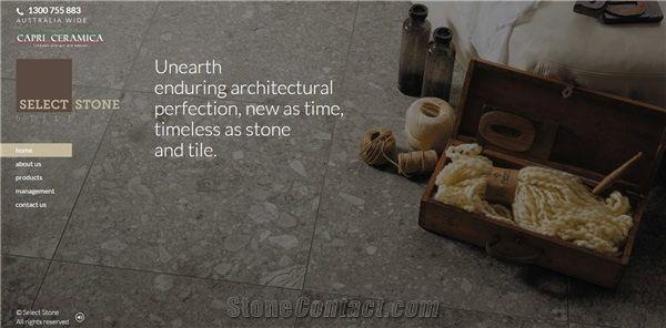 Stone Like Ceramic Floor Tiles From Australia StoneContactcom - Ceramic photo tiles headstone