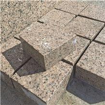 Kurdy - Kurtinskiy Granite Pavers, Cobbles
